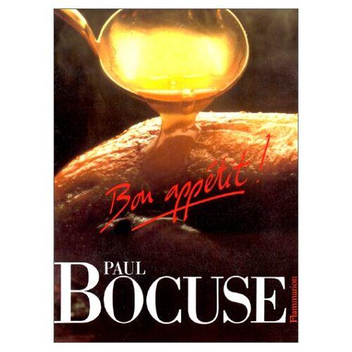 Paul Bocuse - Bon appétit ! (Gastronomie) - Preis vom 29.07.2021 04:48:49 h