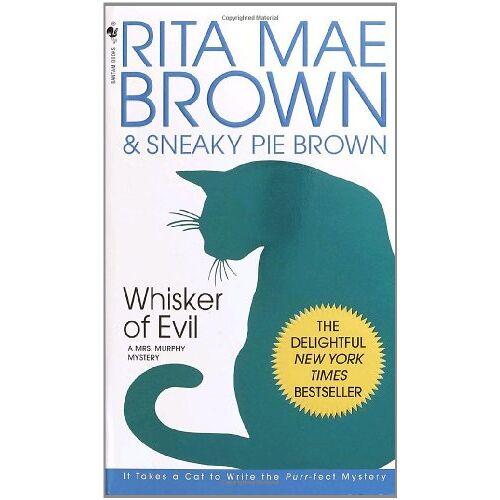 Brown, Rita Mae - Whisker of Evil - Preis vom 30.07.2021 04:46:10 h