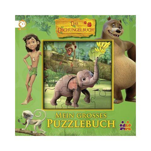Various - Dschungelbuch. Mein großes Puzzlebuch - Preis vom 23.09.2021 04:56:55 h