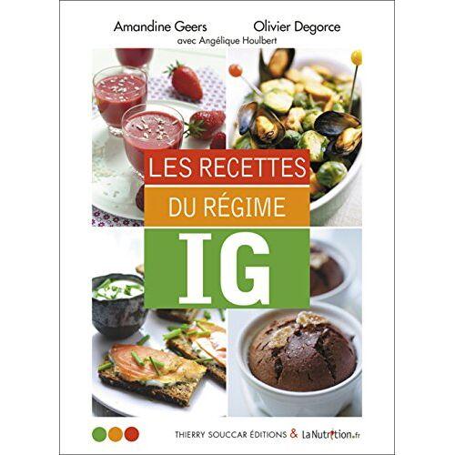 Geers Les recettes du régime IG - Preis vom 21.06.2021 04:48:19 h