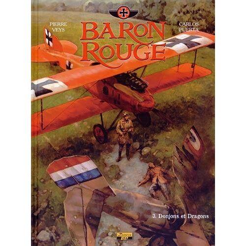 - Baron rouge, Tome 3 : Donjons et Dragons - Preis vom 12.06.2021 04:48:00 h