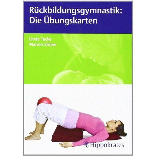 Linda Tacke - Rückbildungsgymnastik: Die Übungskarten - Preis vom 30.07.2021 04:46:10 h