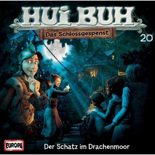 Hui Buh Neue Welt - 20/der Schatz im Drachenmoor - Preis vom 21.06.2021 04:48:19 h