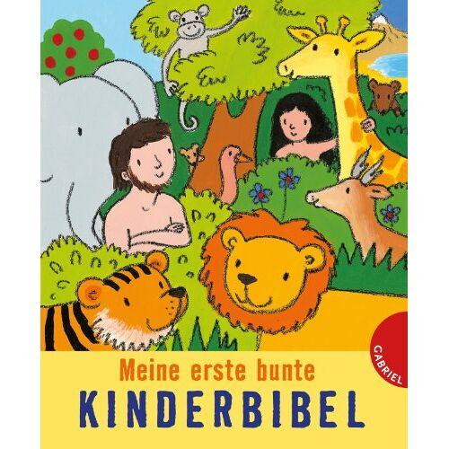 Beate Brielmaier - Meine erste bunte Kinderbibel - Preis vom 16.06.2021 04:47:02 h