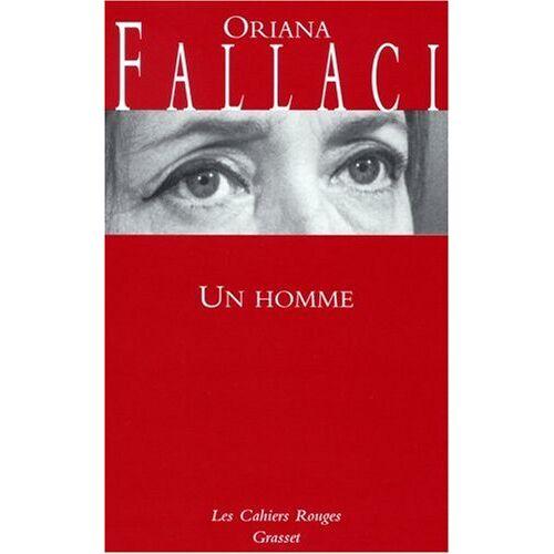 Oriana Fallaci - Un homme (Les Cahiers Rouges) - Preis vom 03.05.2021 04:57:00 h