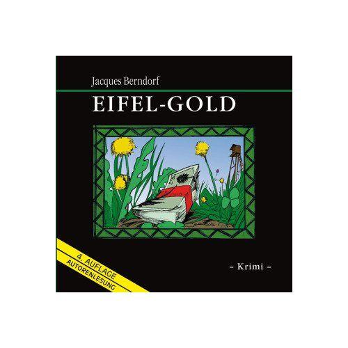 Jacques Berndorf - Eifel-Gold - Preis vom 23.07.2021 04:48:01 h