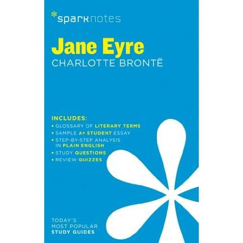 SparkNotes - Jane Eyre SparkNotes Literature Guide - Preis vom 21.06.2021 04:48:19 h