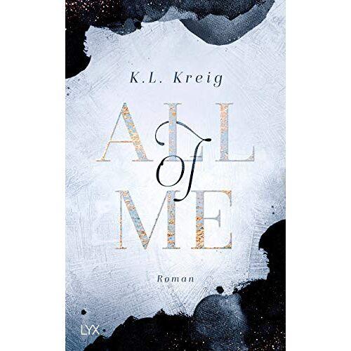 K.L. Kreig - Finding Me Duet: All of Me - Preis vom 22.06.2021 04:48:15 h