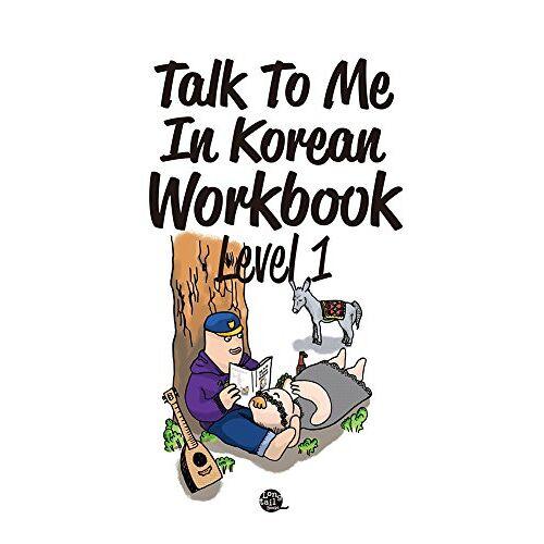 Talk To Me in Korean - Talk to Me in Korean Workbook - Preis vom 02.08.2021 04:48:42 h