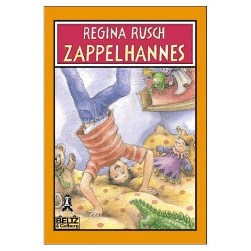 Regina Rusch - Zappelhannes - Preis vom 22.06.2021 04:48:15 h