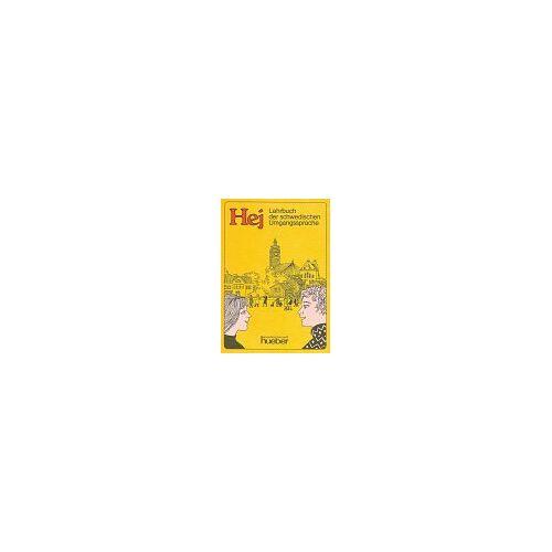 Hans Ritte - Hej, Lehrbuch der schwedischen Umgangssprache, Lehrbuch - Preis vom 14.06.2021 04:47:09 h