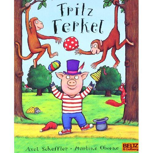 Axel Scheffler - Fritz Ferkel - Preis vom 29.07.2021 04:48:49 h