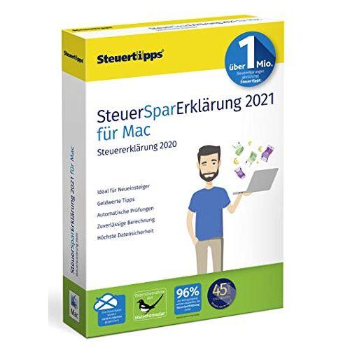 - SteuerSparErklärung 2021 Mac: Steuererklärung 2020 für Mac - Preis vom 19.06.2021 04:48:54 h