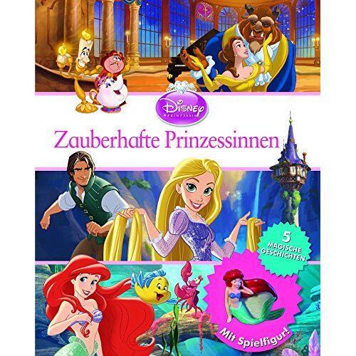 Disney Prinzessinnen: Zauberhafte Prinzessinen (Geschichtensammlung) - Preis vom 18.10.2021 04:54:15 h