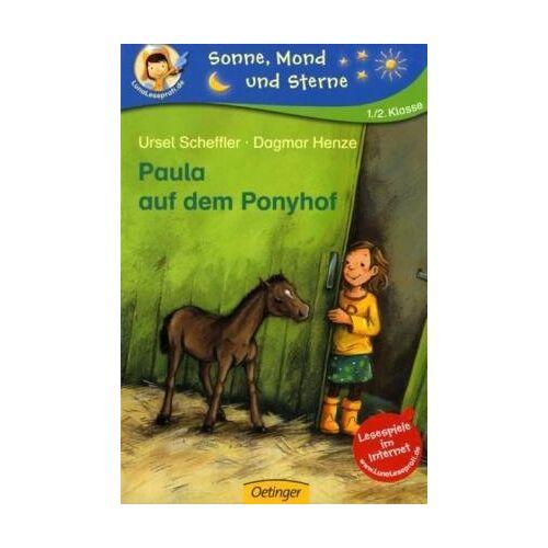 Ursel Scheffler - Paula auf dem Ponyhof - Preis vom 29.07.2021 04:48:49 h