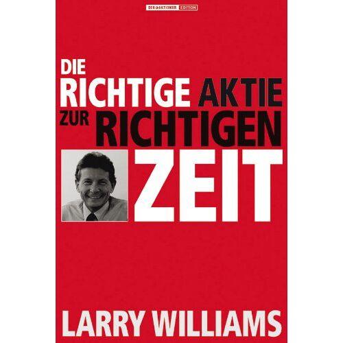 Williams, Larry R. - Die richtige Aktie zur richtigen Zeit - Preis vom 17.05.2021 04:44:08 h