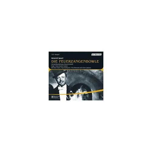 Heinrich Spoerl - Die Feuerzangenbowle. Hörspiel. CD - Preis vom 21.06.2021 04:48:19 h