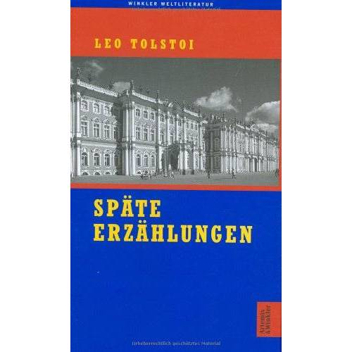 Tolstoi, Leo N. - Die Erzählungen, Geb, Bd.2, Späte Erzählungen 1886-1910 - Preis vom 16.05.2021 04:43:40 h