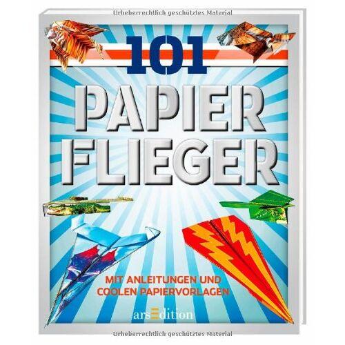 Dean Mackey - 101 Papierflieger - Preis vom 21.06.2021 04:48:19 h