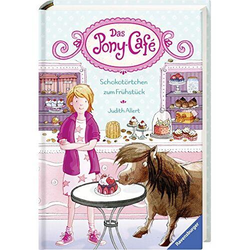 Judith Allert - Das Pony-Café, Band 1: Schokotörtchen zum Frühstück - Preis vom 17.05.2021 04:44:08 h