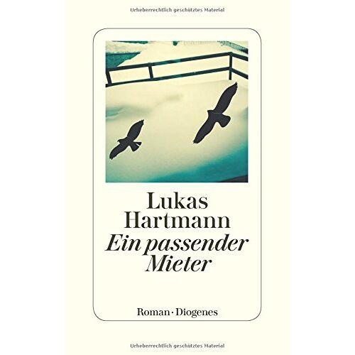 Lukas Hartmann - Ein passender Mieter - Preis vom 16.06.2021 04:47:02 h
