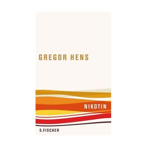 Gregor Hens - Nikotin - Preis vom 16.05.2021 04:43:40 h