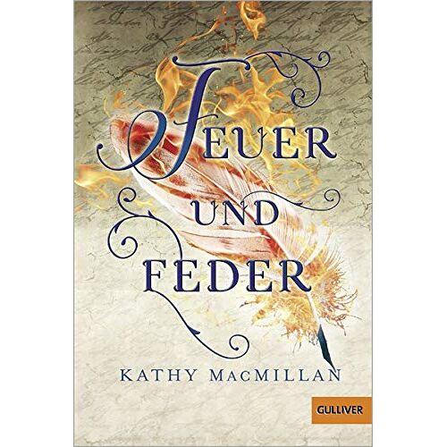 Kathy MacMillan - Feuer und Feder - Preis vom 09.06.2021 04:47:15 h