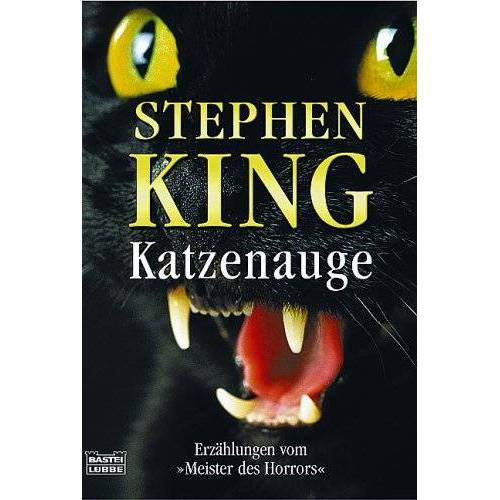 Stephen King - Katzenauge - Preis vom 11.10.2021 04:51:43 h