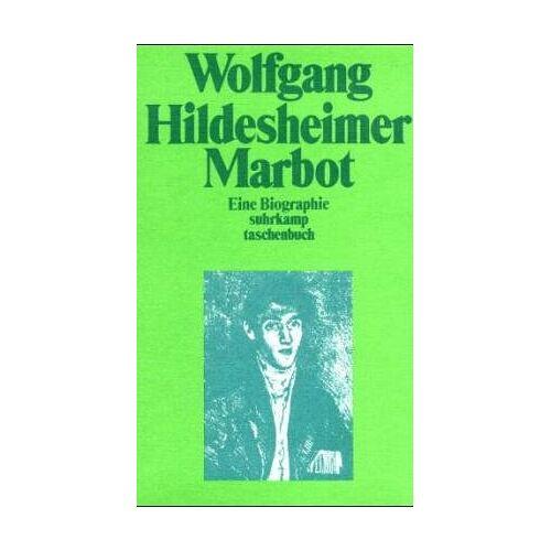 Wolfgang Hildesheimer - Marbot - Preis vom 19.06.2021 04:48:54 h