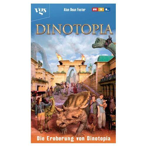 Foster, Alan Dean - Dinotopia, Die Eroberung von Dinotopia - Preis vom 09.06.2021 04:47:15 h