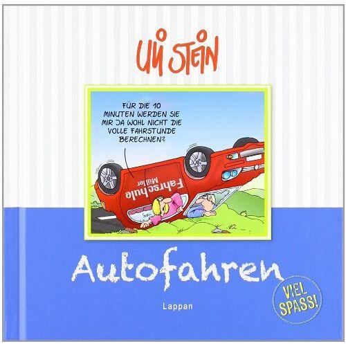 Uli Stein - Autofahren - Viel Spaß! - Preis vom 16.06.2021 04:47:02 h