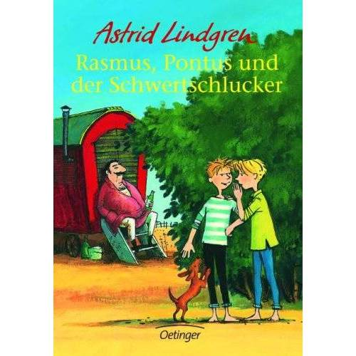 Astrid Lindgren - Rasmus, Pontus und der Schwertschlucker - Preis vom 29.07.2021 04:48:49 h