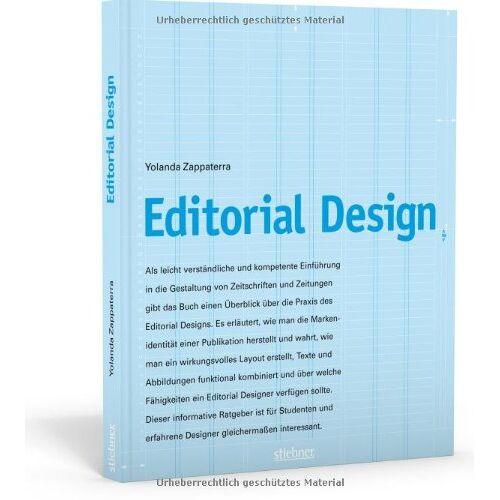 Yolanda Zappaterra - Editorial Design - Preis vom 13.06.2021 04:45:58 h