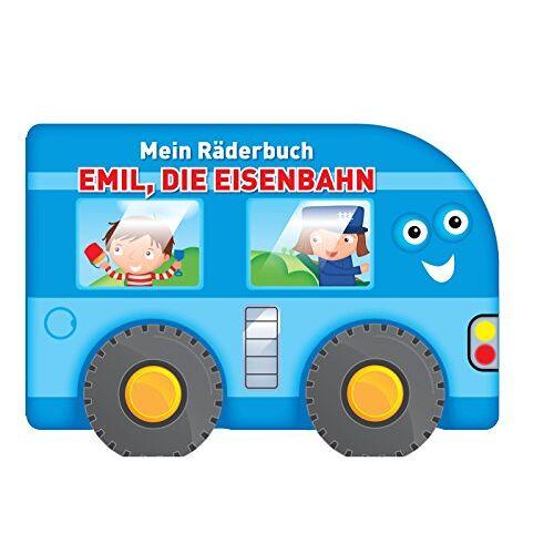 - Mein Räderbuch - Emil, die Eisenbahn - Preis vom 23.09.2021 04:56:55 h