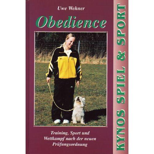 Uwe Wehner - Obedience - Preis vom 09.06.2021 04:47:15 h