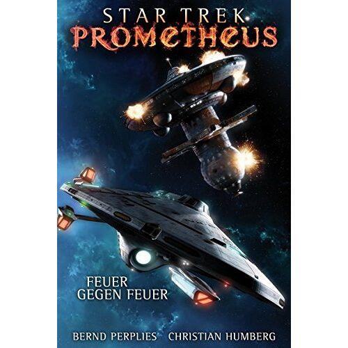 Bernd Perplies - Star Trek - Prometheus 1: Feuer gegen Feuer - Preis vom 11.10.2021 04:51:43 h