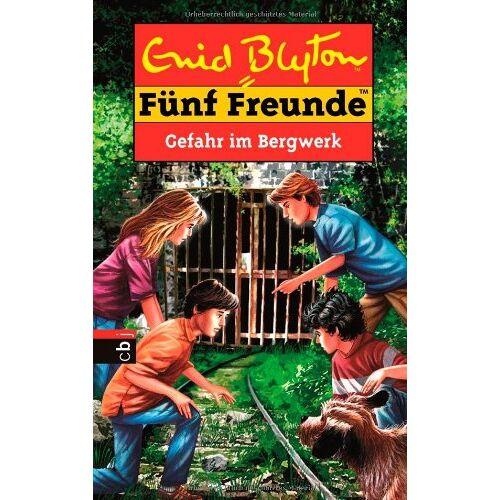 Enid Blyton - Fünf Freunde - Gefahr im Bergwerk: Band 67 - Preis vom 21.06.2021 04:48:19 h