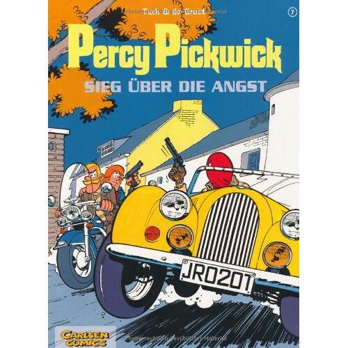 Groot, Bob de - Percy Pickwick, Bd.7, Sieg über die Angst - Preis vom 22.06.2021 04:48:15 h
