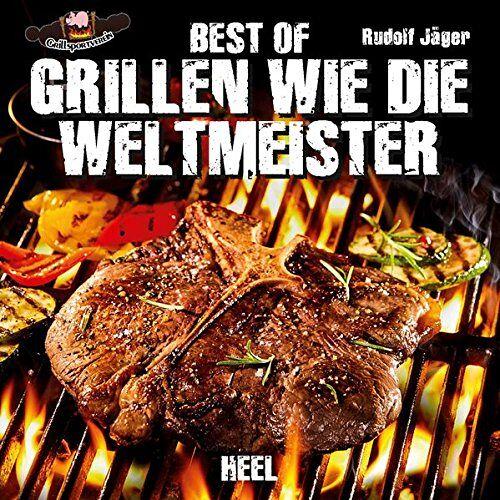 Rudolf Jaeger - Best of Grillen wie die Weltmeister - Preis vom 17.05.2021 04:44:08 h