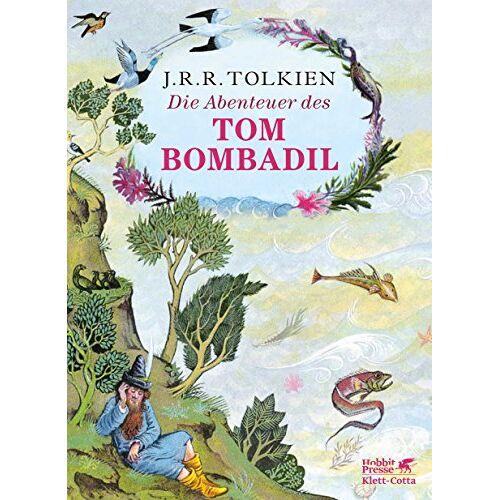 Tolkien, J. R. R. - Die Abenteuer des Tom Bombadil - Preis vom 20.06.2021 04:47:58 h