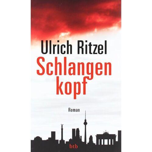 Ulrich Ritzel - Schlangenkopf: Roman - Preis vom 11.06.2021 04:46:58 h