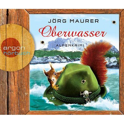 Jörg Maurer - Oberwasser: Alpenkrimi - Preis vom 20.06.2021 04:47:58 h