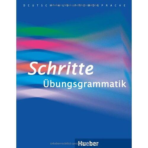 Barbara Gottstein-Schramm - Schritte Übungsgrammatik: Deutsch als Fremdsprache / Übungsgrammatik: Niveaustufen A1-B1. Übungsgrammatik - Preis vom 30.07.2021 04:46:10 h