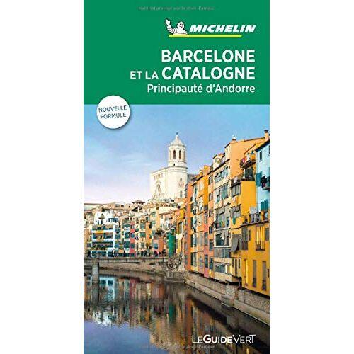 Michelin Barcelone et La Catalogne (Le Guide Vert ) - Preis vom 21.06.2021 04:48:19 h