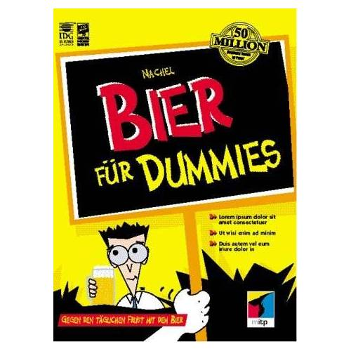 Matry Nachel - Bier für Dummies - Preis vom 14.06.2021 04:47:09 h