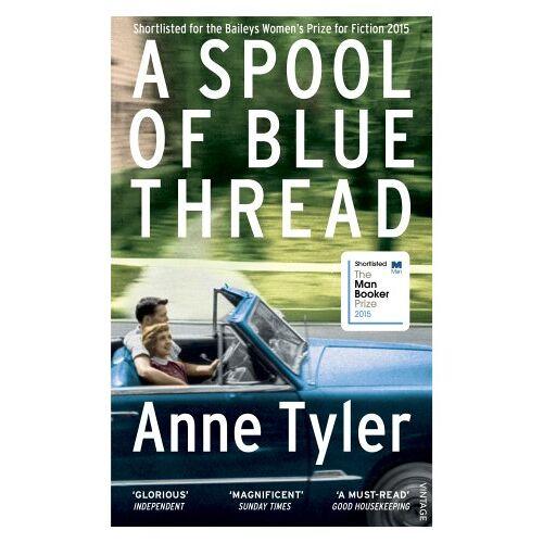 Anne Tyler - A Spool of Blue Thread - Preis vom 21.06.2021 04:48:19 h