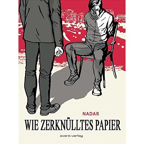 Nadar - Wie zerknülltes Papier - Preis vom 21.06.2021 04:48:19 h
