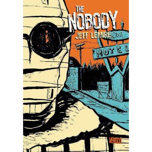 Jeff Lemire - The Nobody - Preis vom 11.06.2021 04:46:58 h