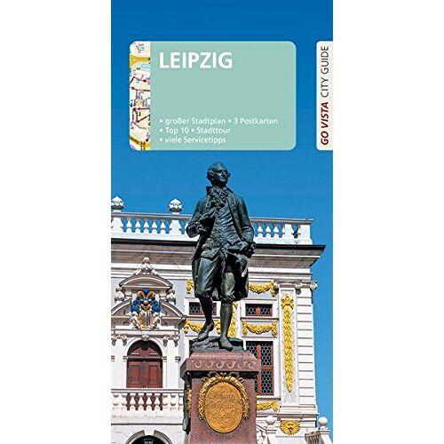Stefan Sachs - GO VISTA: Reiseführer Leipzig: Mit Faltkarte und 3 Postkarten - Preis vom 17.06.2021 04:48:08 h