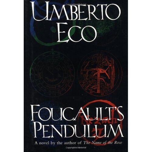 ECO Foucault's Pendulum - Preis vom 09.06.2021 04:47:15 h